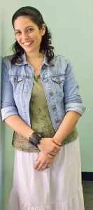 picture of Center for Social Change, warm and bubbly Community Curator, Naomi L. Ross